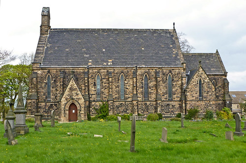 All Saints, Roberttown, Liversedge