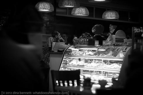 counter-wait by dina bennett
