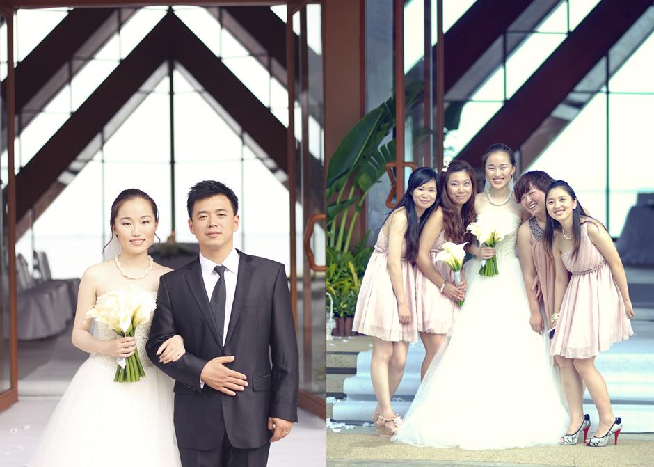 Bruce and Fisher Destination Wedding, Shangri-La Mactan Resort & Spa