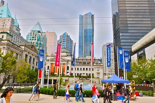 Robson Square | Vancouver, BC