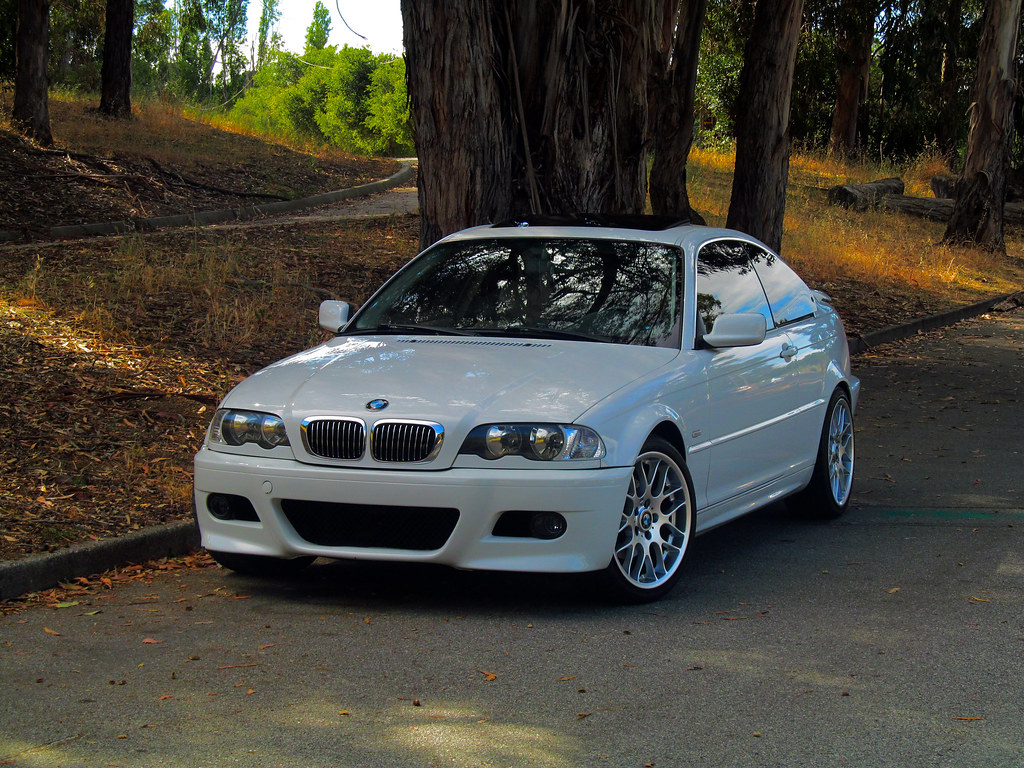 aggressive mods fitment m non and staggered bmw
