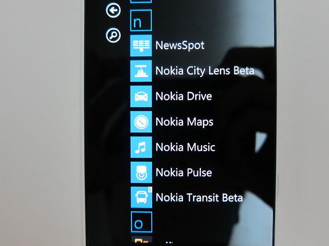 Nokia Lumia 900 - Nokia Software