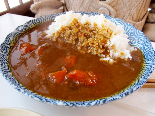 Navy curry