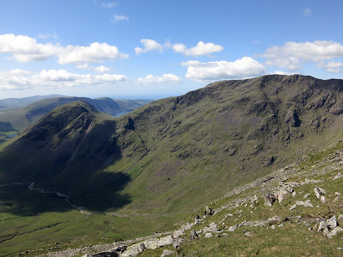 Yewbarrow and Red Pike