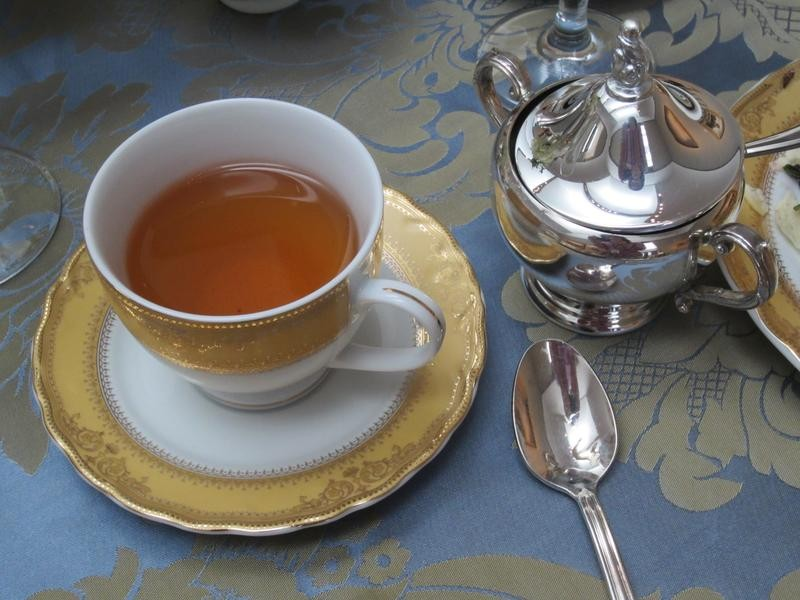 Tea At The Museum