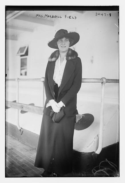 Mrs. Marshall Field (LOC) | Bain News Service,, publisher ...