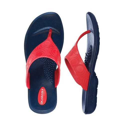 Pacific flip flop by Okabashi