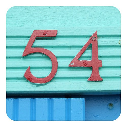 Beach Hut no54