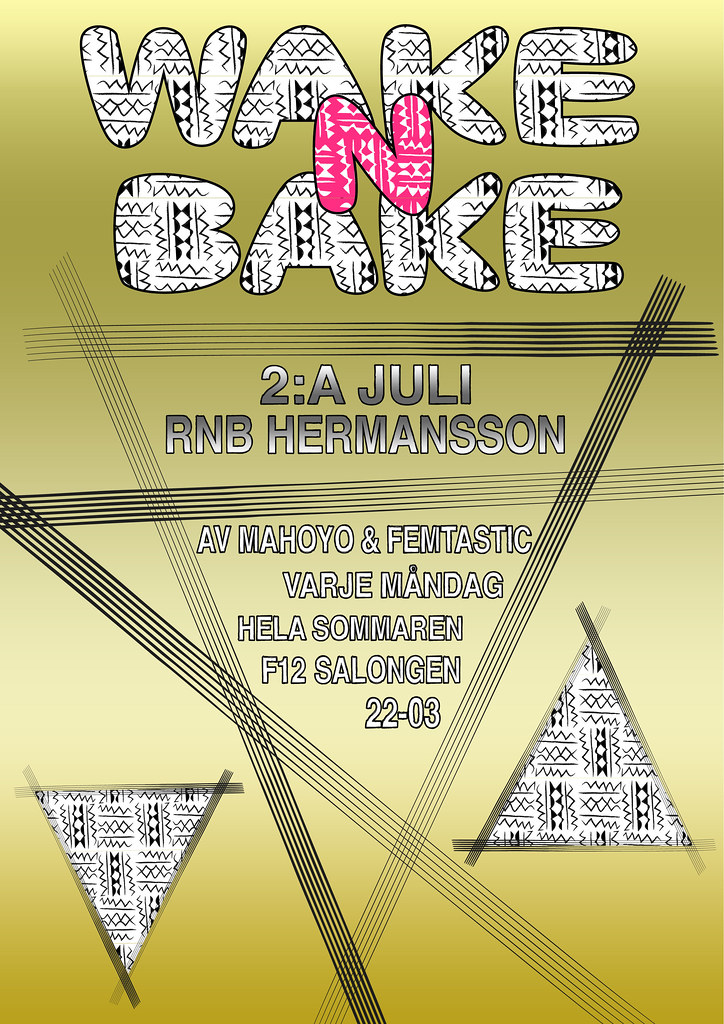 Wake'N'Bake 2/7 RNB Hermansson