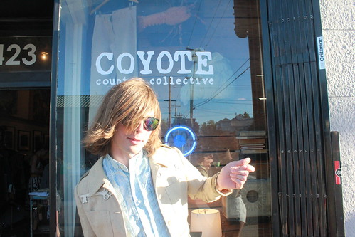 Coyote Counter Collective Grand Opening