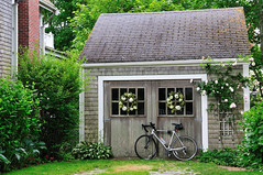 Nantucket Garage