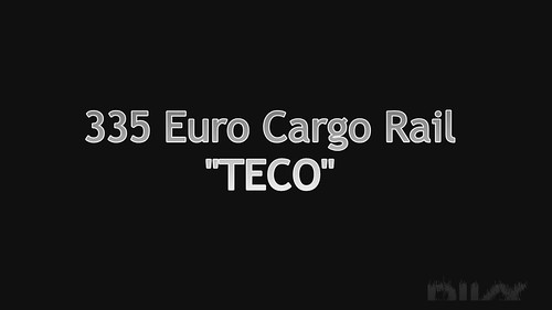 335 Euro Cargo Rail con TECO
