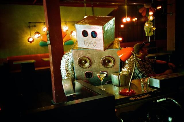 RobotDanceParty