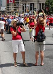 Canada Day In Ottawa July 1, 2012