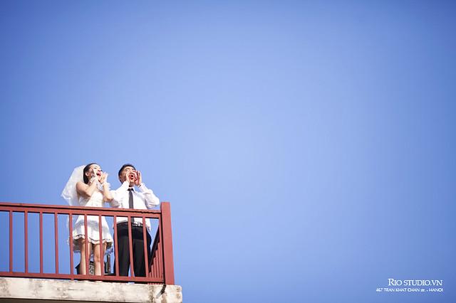 Ảnh cưới Huy - Phượng (Tam Đảo)