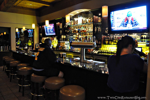 Bar Area at Union Hotel Restaurant ~ Santa Rosa, CA