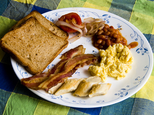 English Breakfast by Puru *
