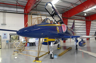 Douglas TA-4F Skyhawk
