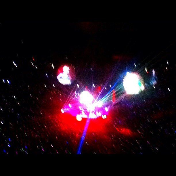 @coldplay concert was AMAZING!!! As always! #coldplaywashington