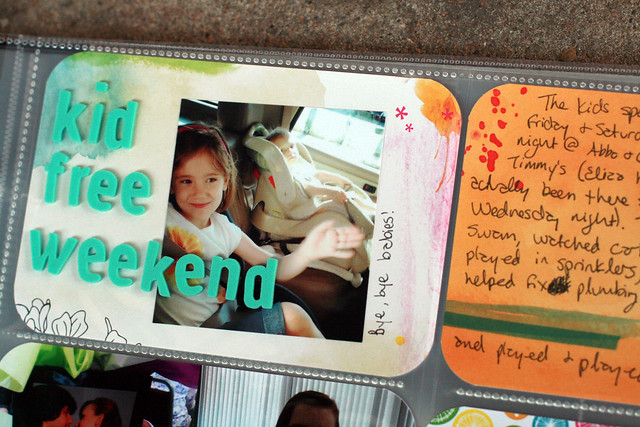 Project Life 2012 | Week 27