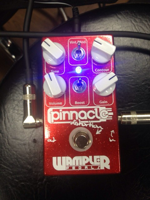 Photo:Wampler Pedals Pinnacle セッティング例 By Mekkjp