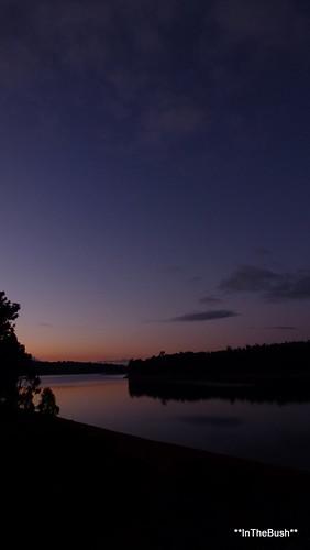 Friday Night at the Lake