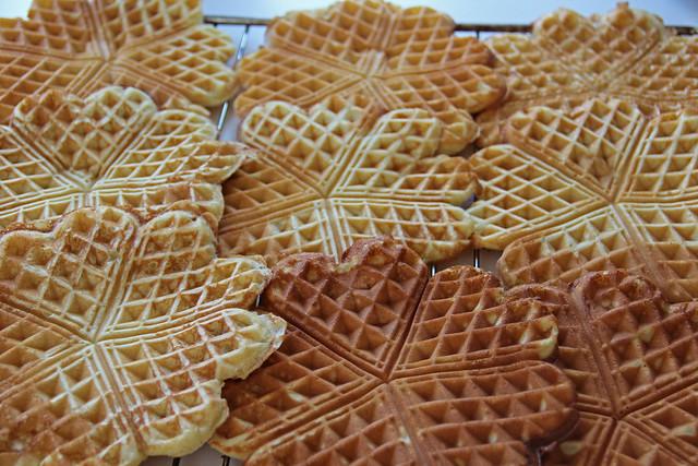 Norwegian Waffles | Flickr - Photo Sharing!