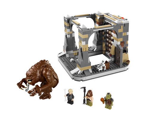 Rancor Set Official Image