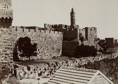 Tower of David (Jerusalem): Walls