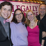 2012 Legally Blonde opening night celebration