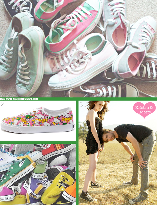 Converse Collage 3