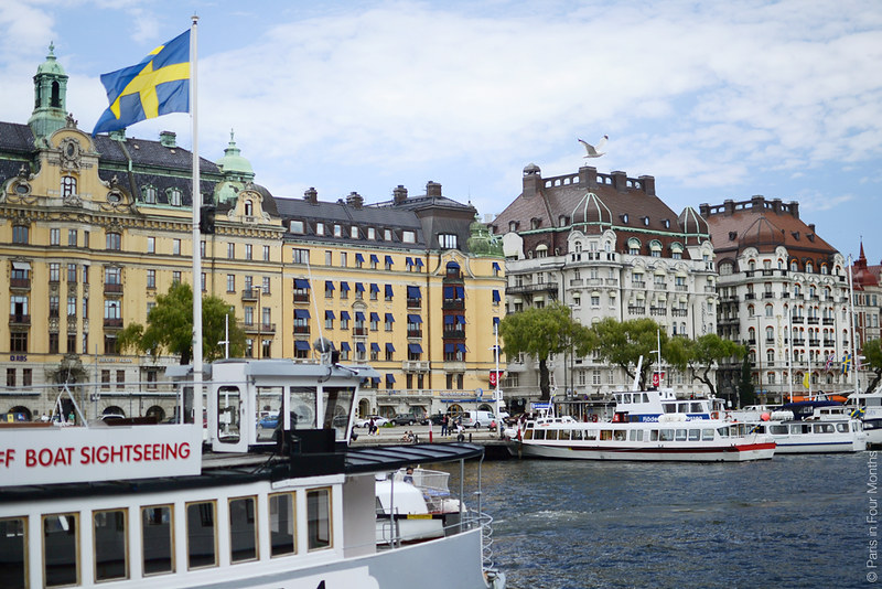 Stockholm by Carin Olsson (Paris in Four Months)