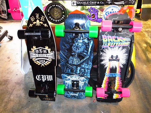 CPW SKATE SHOP: CPW COMPLETE SKATES