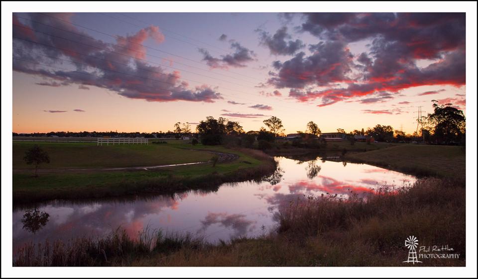 Bundamba Creek - a photo on Flickriver