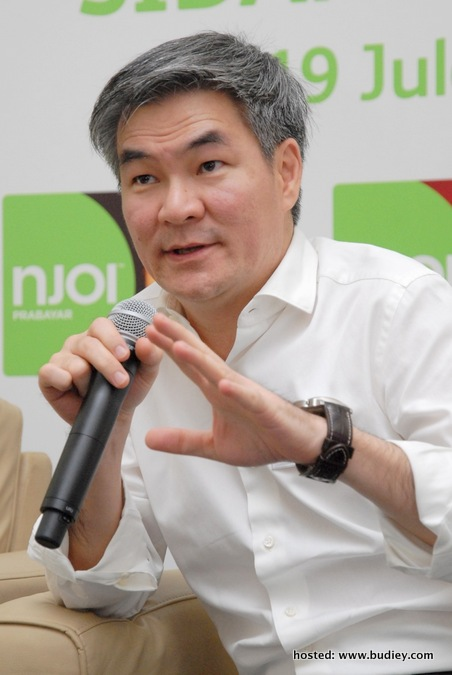 Henry Tan - Chief Operating Officer Astro
