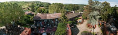 Abode of chaos' panorama photographies _cote Parc 03  201207