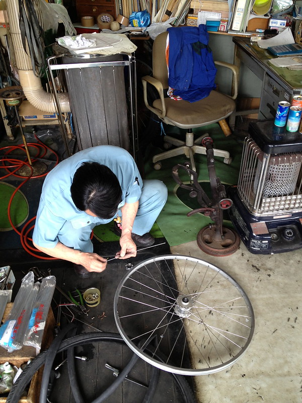 中村自転車商会 その2