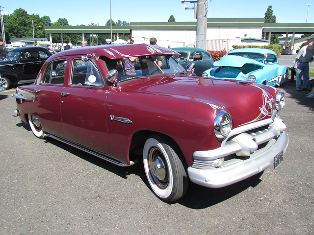 1951 ford shoebox flickr photo sharing for 1951 ford 4 door sedan