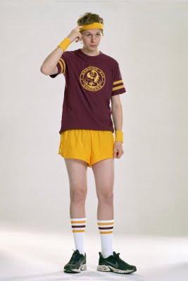 Michael Cera Juno short shorts