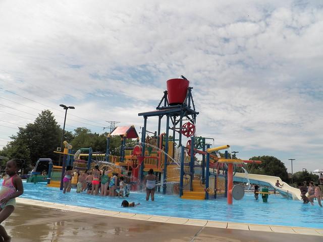 Skokie Water Playground Flickr Photo Sharing