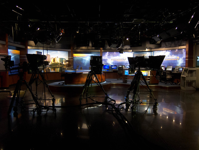WHIO-TV Studio