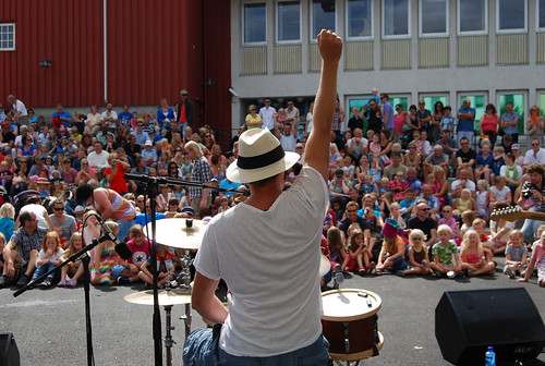 Barneparade og Bare Barn Band 2012