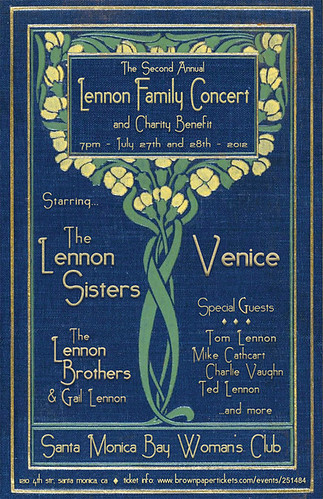 Lennon Family Concert and Fundraiser