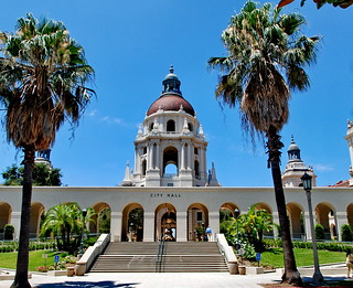 Pasadena City Hall, John Bakewell Jr. & Arthur Brown Jr. 1925-27