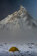 Mitre Peak, Pakistan by Scott Robertson, Montreal