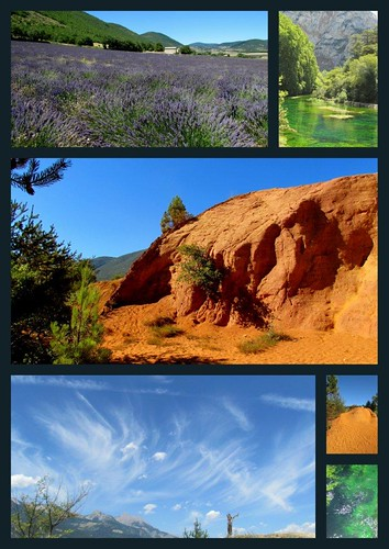 Colors of Provence by Michele -