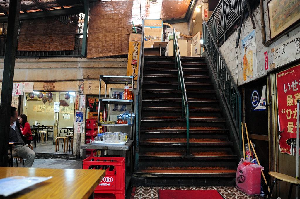 井之頭公園燒烤老店いせや公園店