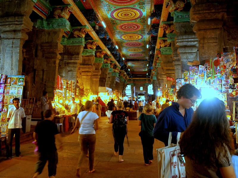 Temple Bazaar
