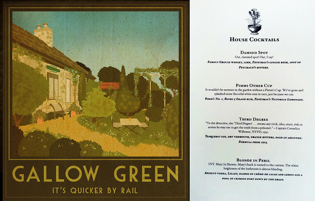 Gallow Green _ The McKittrick Hotel_ Sleep No More 4