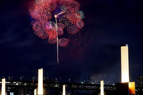 2012-08-11 第24回東京湾大華火祭 Tokyo Fireworks Festival